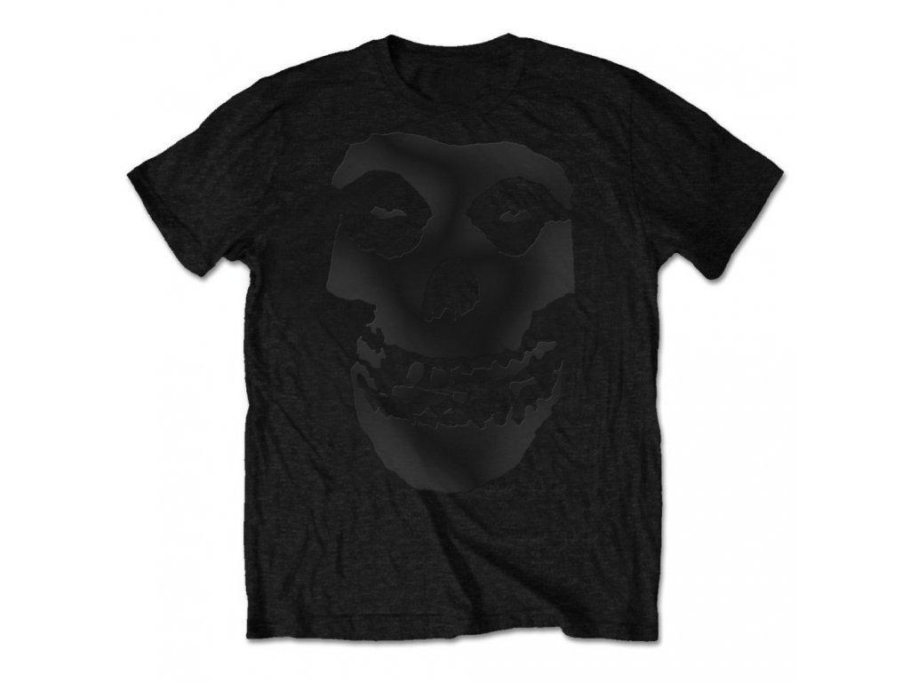 Pánske tričko Misfits Tonal Fiend Skull (Veľkosť XXL)