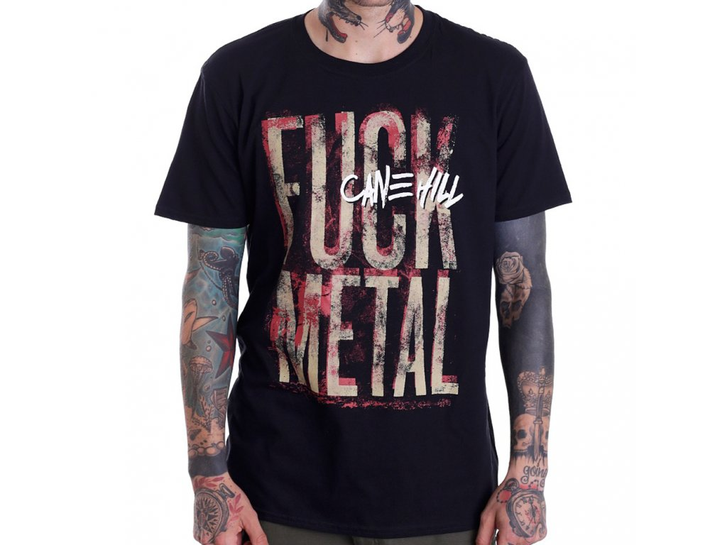 fuck metal