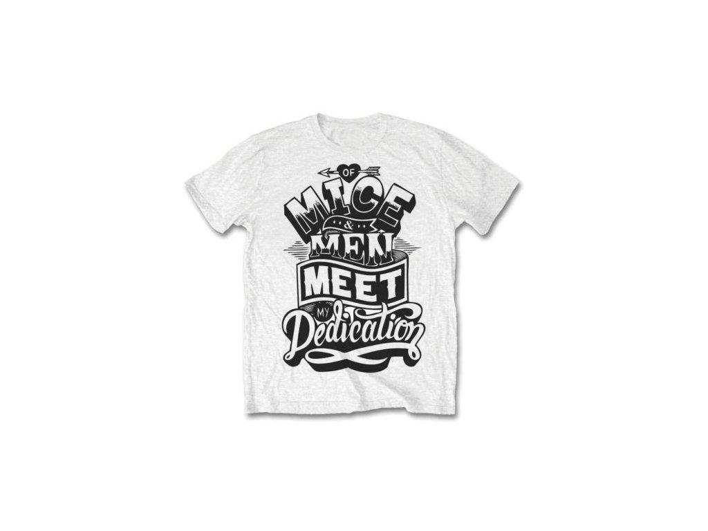 Pánske tričko Of Mice & Men (Veľkosť XXL)
