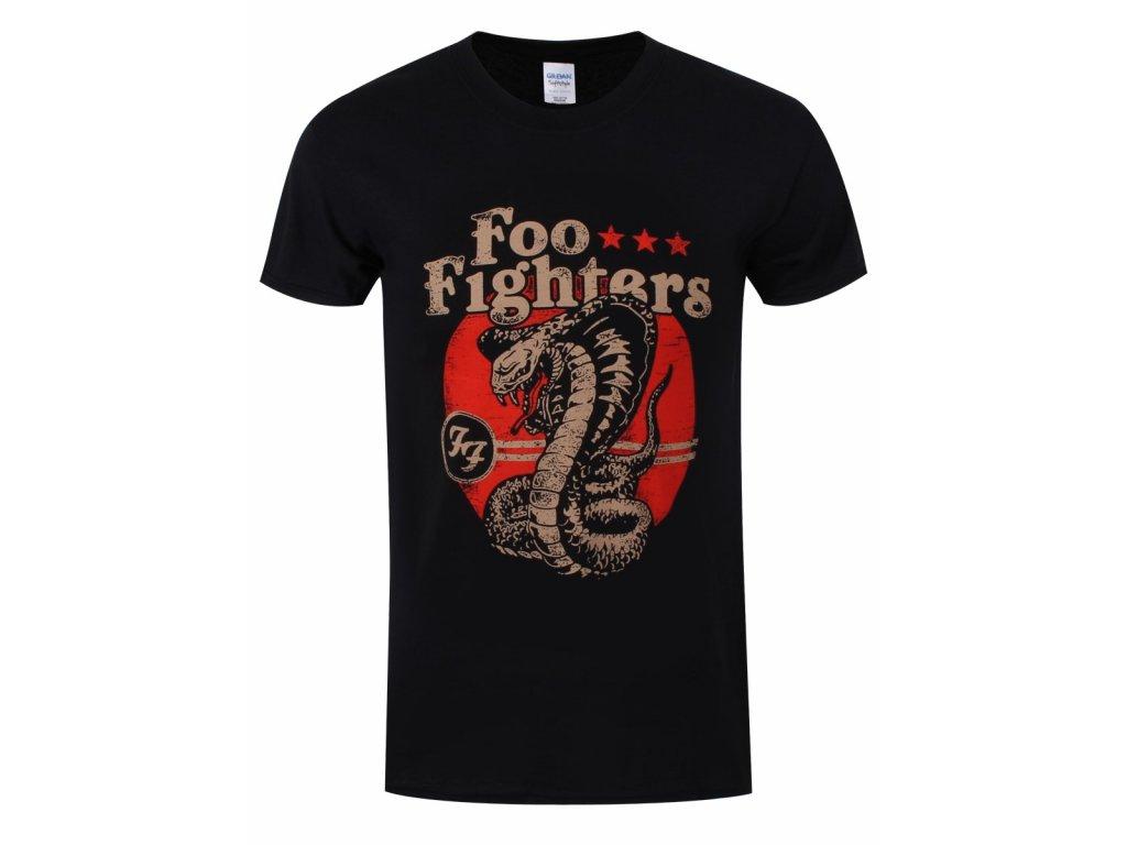 Pánske tričko Foo Fighters SNAKE
