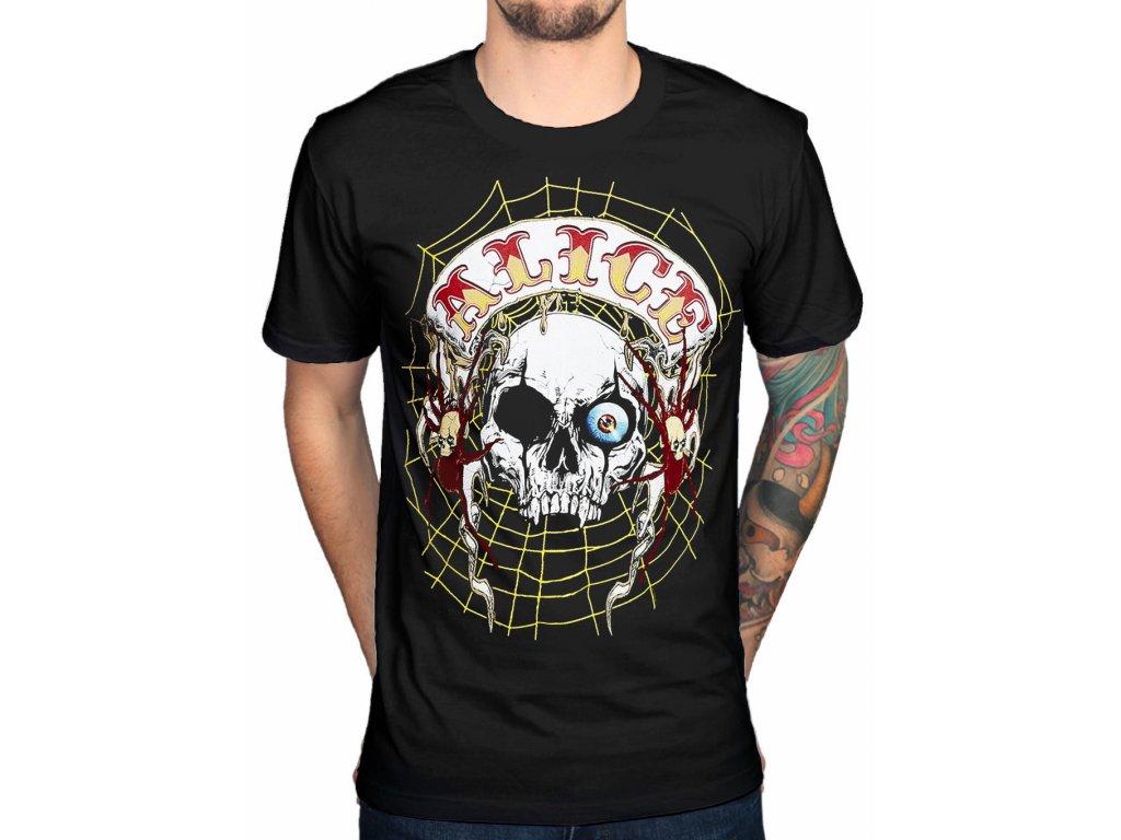 Pánske tričko Alice Cooper Band (Veľkosť XXL)