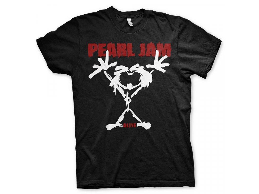 RTPEATSBSTI Pearl Jam Stickman Black T Front 1016x1024