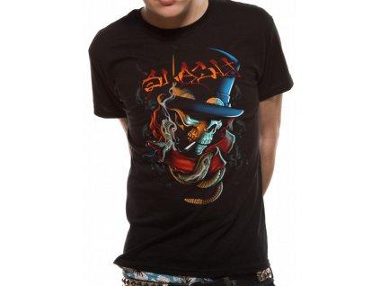Pánske tričko Slash Smoker (Veľkosť XXL)