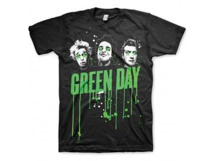 Pánske tričko Green Day (Veľkosť XXL)