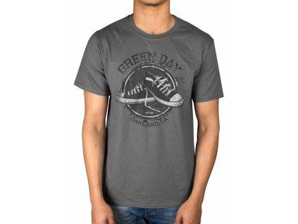 Pánske tričko Green Day Converse (Veľkosť XXL)