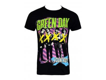 Pánske tričko Green Day Hypno 4 (Veľkosť XXL)