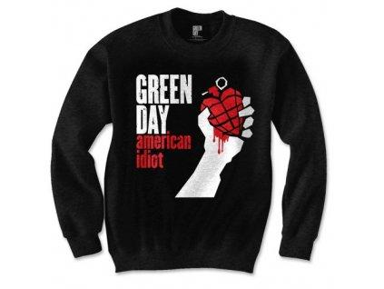 Pánska mikina Green Day (Veľkosť XXL)