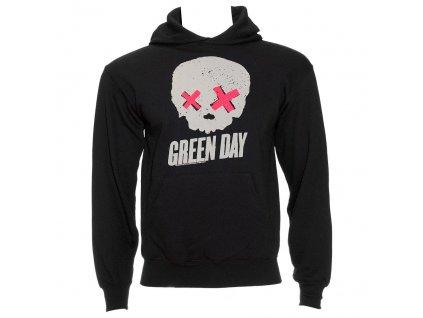 Mikina Green Day (Veľkosť XXL)