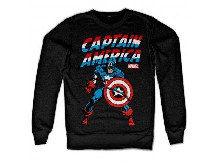 Pánska mikina Captain America