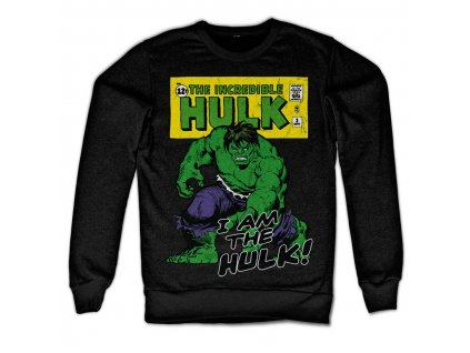 Pánska mikina I Am The Hulk