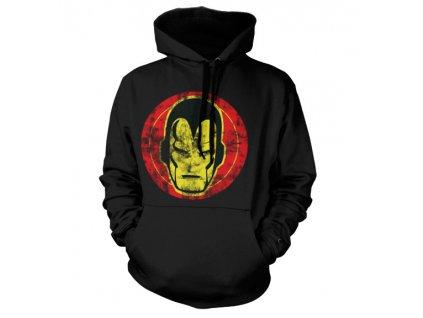 Pánska mikina Iron Man Icon