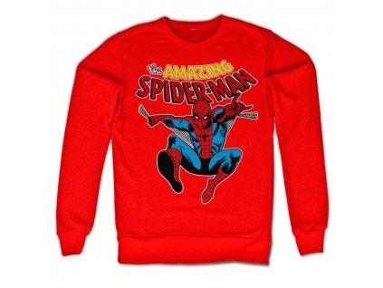 Pánska mikina The Amazing Spiderman
