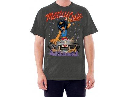 Pánske tričko Mötley Crüe Allister King Kong (Veľkosť XXL)