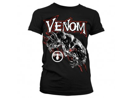 Dámske tričko Venom