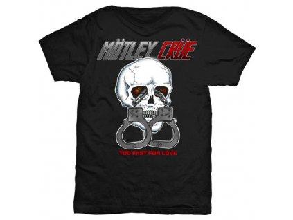 Pánske tričko Mötley Crüe Skull Shack (Veľkosť XXL)