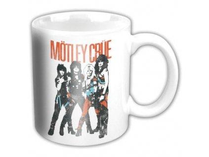 Hrnček Mötley Crüe World Tour Vintage