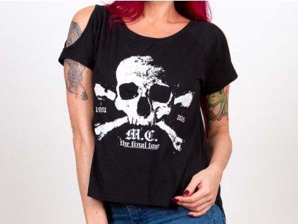 Dámske tričko Mötley Crüe Orbit (Veľkosť XL)