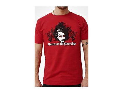 Pánske tričko Queens of the Stone Age (Veľkosť XXL)