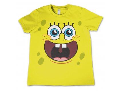 Detské tričko Sponge Happy Face