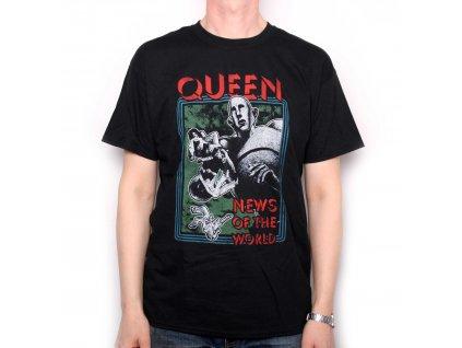 Pánske tričko Queen NOTW (Veľkosť M)