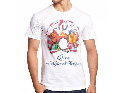 Pánske tričko Queen A Night At The Opera (Veľkosť XXL)