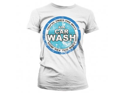 A1A Car Wash Girly T-Shirt