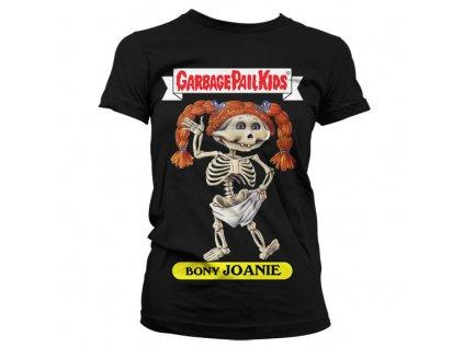 Bony Joanie Girly T-Shirt