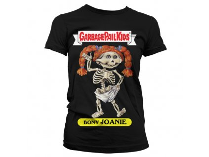 Bony Joanie Girly T-Shirt