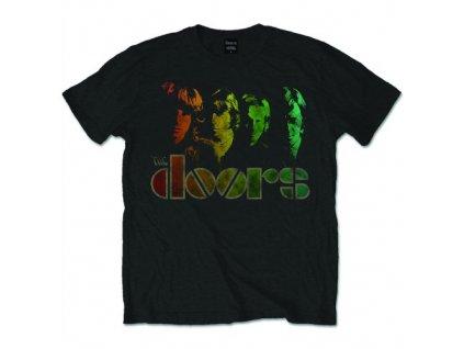 Pánske tričko The Doors Spectrum (Veľkosť XXL)