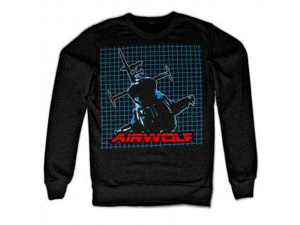 Pánska mikina Airwolf Pattern