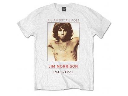 Pánske tričko The Doors American Poet (Veľkosť XXL)