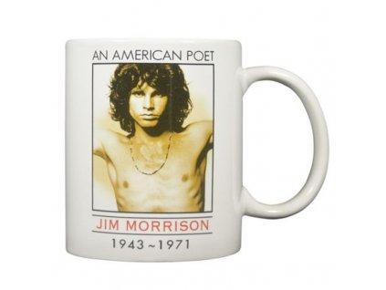 Hrnček The Doors American Poet Black