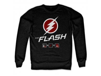Pánska mikina The Flash Riddle