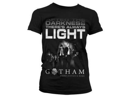 Gotham - After Darkness Girly T-Shirt