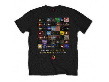 Tričko Pink Floyd Dark Side (Veľkosť XXL)