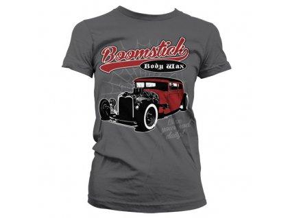 Boomstick Body Wax Girly T-Shirt