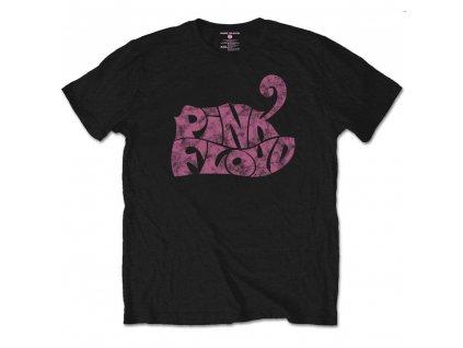 Pánske tričko Pink Floyd Swirl (Veľkosť XXL)