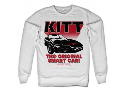 Pánska mikina Knight Rider KITT The Original Smart Car