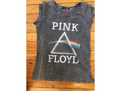 Dámske tričko Pink Floyd Vintage Prism (Veľkosť XL)