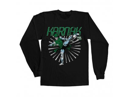 Marvels Karnak Long Sleeve Tee
