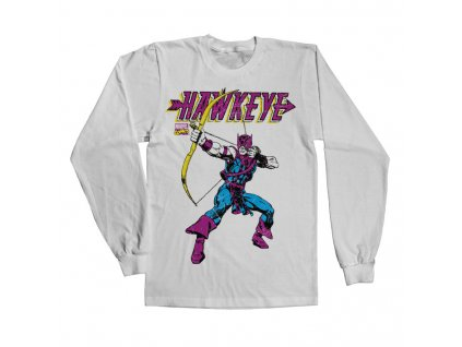 Marvels Hawkeye Long Sleeve Tee