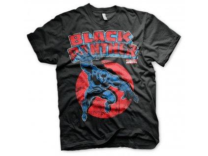Marvels Black Panther T-Shirt