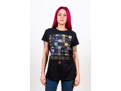 Tričko dámske Pink Floyd (Veľkosť XL)