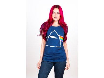 Tričko dámske Pink Floyd Classic (Veľkosť XL)