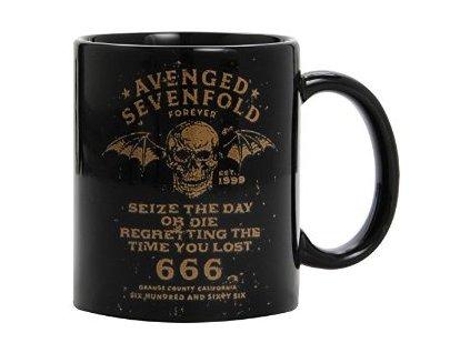 Hrnček Avenged Sevenfold Seize the Day
