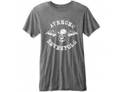 Pánske tričko Avenged Sevenfold (Veľkosť XL)