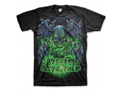 Pánske tričko Avenged Sevenfold Dare to Die (Veľkosť XXL)
