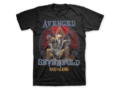 Pánske tričko Avenged Sevenfold Deadly Rule (Veľkosť XXL)