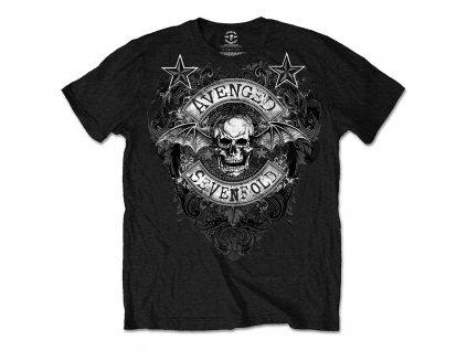 Pánske tričko Avenged Sevenfold Stars Flourish (Veľkosť XXL)