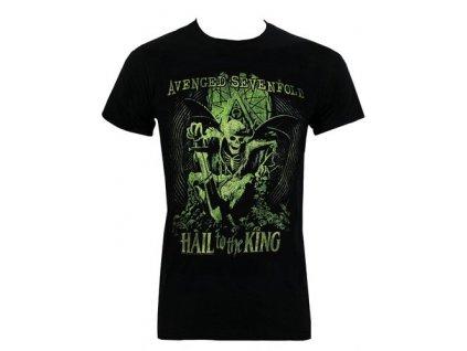 Pánske tričko Avenged Sevenfold En Vie (Veľkosť XL)